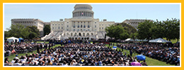 Photo of National Law Enforcement Memorial Ceremony
