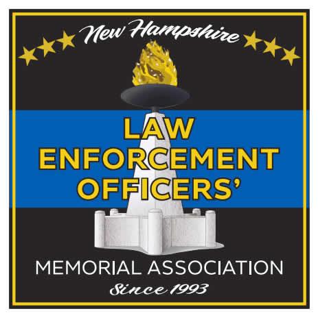 NH law enforcement decals